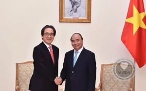 JETRO tích cực hỗ trợ doanh nghiệp Nhật đầu tư nhiều hơn nữa vào Việt Nam
