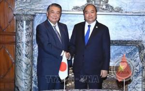 Thủ tướng Nguyễn Xuân Phúc thăm Nhật Bản: Ký kết hợp tác đầu tư trị giá 10 tỷ USD