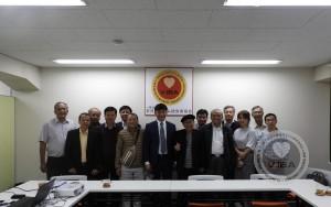 Hiệp hội trang trại và doanh nghiệp nông nghiệp Việt Nam đã có buổi giao lưu kết nối với Hiệp hội doanh nghiệp Việt Nam tại Nhật Bản