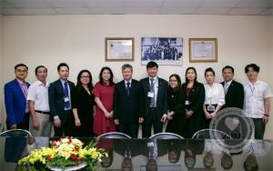 Hiệp Hội Doanh Nghiệp Việt Nam tại Nhật Bản (VJBA) gặp gỡ và làm việc với Phòng Thương Mại Và Công Nghiệp Việt Nam - (VCCI) Hồ Chí Minh