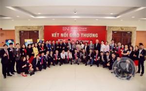 Hiệp Hội Doanh Nghiệp Việt Nam tại Nhật Bản (VJBA) tham dự buổi họp kết nối giao thương hàng tuần của BNI Win Win Chapter.