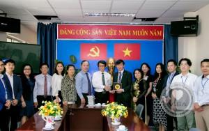 Hiệp Hội Doanh Nghiệp Việt Nam Tại Nhật Bản (VJBA) có buổi làm việc với Ban Lãnh đạo Hiệp hội Doanh nghiệp TP.HCM (HUBA).