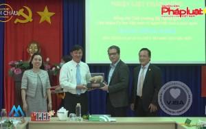 Chủ Tịch Hiệp Hội DN Việt Nam Tại Nhật Bản - Vũ Hoàng Đức tham dự Hội nghị tổng kết kết quả thực hiện Biên bản ghi nhớ hợp tác trong công tác về Người Việt Nam ở nước ngoài năm 2020 giữa TP. HCM và tỉnh Tiền Giang, kết nối doanh nghiệp tỉnh với doanh