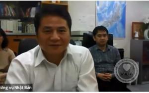 Hiệp Hội Doanh Nghiệp Việt Nam tại Nhật Bản (VJBA), Cơ quan Thương Vụ Đại Sứ Quán Việt Nam tại Nhật Bản thống nhất việc xúc tiến thương mại cho Doanh nghiệp 2 nước Việt Nam và Nhật Bản