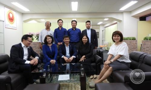 Họp Ban Chấp Hành Hiệp hội Doanh nghiệp Việt Nam tại Nhật Bản