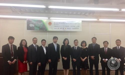 Hội doanh nghiệp Việt Nam tại Nhật Bản có Chủ tịch mới
