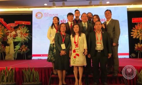 Đại hội Đại biểu doanh nhân Việt Nam ở nước ngoài