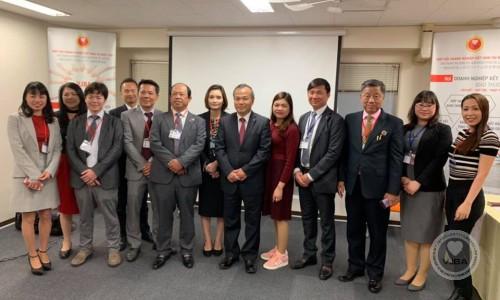 Buổi Giao lưu -  Kết nối Doanh Nghiệp cùng Tổ Chức Kết Nối Thương Mại Toàn Cầu -BNI WINWIN CHAPTER và  Hiệp Hội Thanh Niên trực thuộc Phòng Thương Mại và Công Nghiệp Nhật Bản