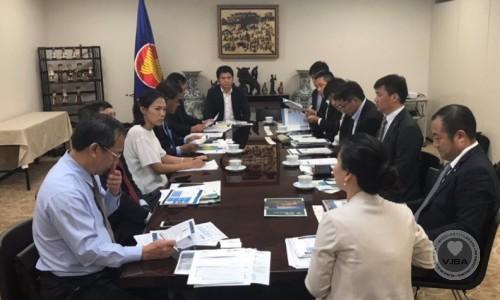 Hiệp hội doanh nghiệp Việt Nam tại Nhật Bản có buổi làm việc với Ban lãnh đạo cấp cao UBND tỉnh Đắk Lắk.